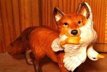 =:> Fox & Goose / Fuchs du hast die Gans gestohlen / Fuchs und Gans, Fuchs Du hast die Gans gestohlen ... (FdhdGg)