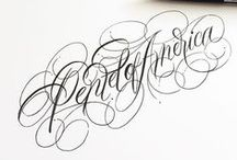 Typography // Lettering / by Pentel of America