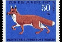 =:> Fox Art - Stamps & Coins / =:>