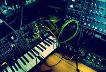 Modular synths - electronic music gear
