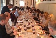 New Jersey Wine Class Tour / Wine Class tour at the restaurant Theresa's South, special thanks to my friend Christi.