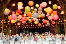 Decoration ideas / For indoor and outdoor occasions, marriage proposal events and prom nights.