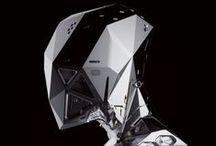 Роботы, киборги и дроны / Robots, cyborgs & drones / Только серьёзные работы. Только серьёзные роботы.
