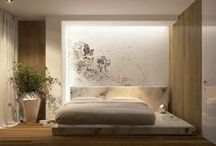 Dormitorios / Inspiración para #home #staging en #dormitorios