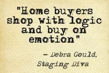 Consejos / Dichos y expresiones de Barb Schwarz, creadora de #Home #Staging & Otros