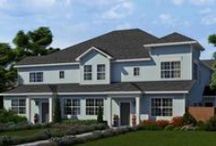 Hadley Park at Greenbrier / A beautifully landscaped neighborhood of 92 stylish and affordable luxury villas in Chesapeake's popular Greenbrier area.