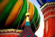 Россия / This is Russia / Три сестры: Россия, Украина и Беларусь / Three sisters: Russia, Ukraine & Belarus