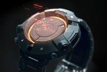 Часы / Chronometers
