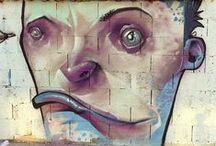 Уличное творчество / Street art