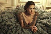 Carrie Bradshaw-Sarah Jessica Parker