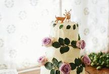 Sweet treats / Wedding cakes and dessert ideas to inspire