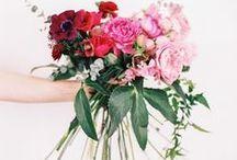 Wedding Blooms / Beautiful Wedding flowers
