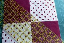 patchwork & quilts / von einfach bis vortgeschritten - patchwork und quilting