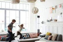 Bedroom Ideas 4 Kids & Teens / Collection of ideas for kids and teenage bedrooms.