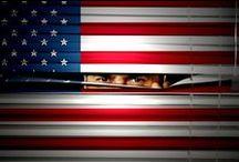 """Америка / This is America / Позорное существование """"штатовской"""" страны началось с террора и геноцида коренных жителей той самой Америки... Фашизм -- это то, с чем вынуждены жить американцы."""