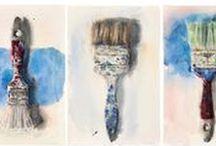 Watercolor - Still life