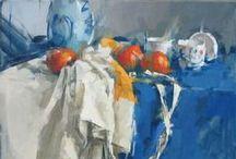Still life - painting