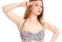 Swimwear&Accessories / Summer swimwear always in fashion for juicy girls