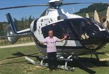 Tuscan winery with helipad / Luxury experience with helicopter in tuscan winery with helipad