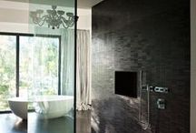 Luxury BATHROOMS / An inspiration for your future bathroom remodel.