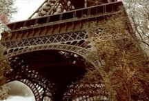 Love of Paris / Scatter my ashes over Paris...