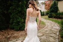Olia Zavozina // KJ Designer / Olia Zavozina Wedding Dresses - Available at Kinsley James
