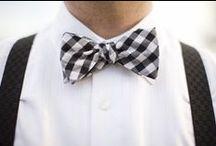 BLACK & WHITE / Classic. Simple. Elegant. Timeless. #engaged #wedding #planestry