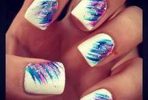 Nails / by Brooke MacLeod