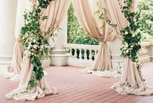 Romantic Inspiration. / These images make us want to get married all over again!