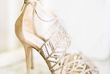 The Shoes. / Perfect shoes for our Kinsley James Couture brides and the everyday fashionista!
