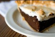 Chocolate Pie / Who doesn't like sweets!?