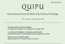 Artículos de Historia de la Ciencia y la Tecnología en América Latina