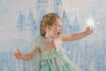 Frozen Party Backdrops / Frozen Party Backdrops Princess  Frozen Ice Princess Theme Photoshoot Backgrounds - Winter Holiday Pictures