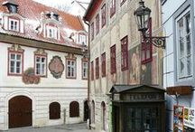 My Travels - Cesky Krumlov / Beautiful little town