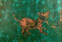 Oscar Baccilieri Art / Il mio lavoro artistico Art Collage Pittura Arte