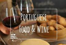 Portuguese Food & Wine