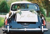 Coches en bodas