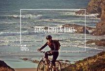 Bikes, Bikes & Bikes