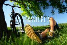 Travel Kits / Travel lighter, Travel better, Travel in style! Just Travel