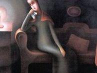 Zrzavý Jan - portrét/ figur.