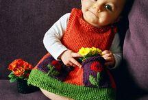 MAGLIA BIMBI / Abbigliamento e accessori in maglia lavorata a mano
