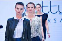 Pokaz mody we Wrocławiu Galeria SKYTOWER