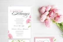 Wedding Invitations / ....Invitation cards for wedding in the Asia Wedding Network Shop....