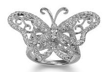 Perfect Engagement Rings / Find the perfect engagement ring at Asia Wedding Network's SHOP section!