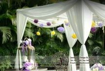 Best Wedding Decorations / ....Decorate your wedding day with Asia Wedding Network.....