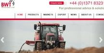 Agricultural Website Designs / Websites for the agriculture sector. Mobile-friendly websites, e-commerce websites with a choice of add-on features to make each website unique to their target audience.