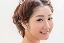 Best Wedding Hairstyle / .....See best wedding hairstyle experiences of Asia Wedding Network.....