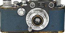 Vintage cameras