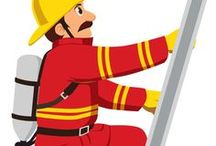 Thema ' Brandweer'