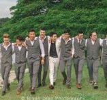 9 'Smart Casual' Groomsmen Looks / ....Casual Looks of Groomsmen...